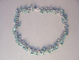 kl.Silberringe mit Heckscheibenscherben | Silber, Glas, Stahl190761-14